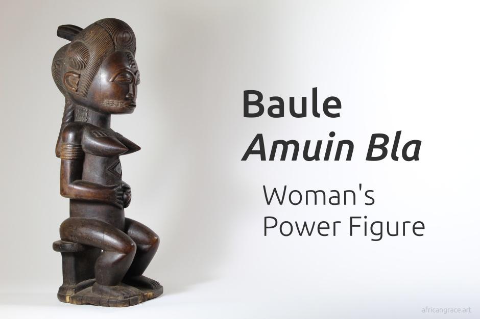 Vaule Amuin Bla Title - women's protective figure